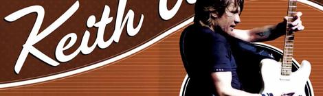 2013 KEITH URBAN CALENDAR FOR ST.JUDE AVAILABLE NOW!