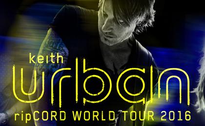 RIPCORD WORLD TOUR 2016